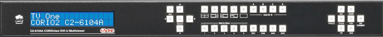 Video Processor CORIOview