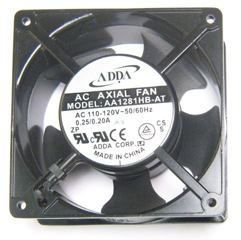 Fan for 1000Q and Comet Followspot