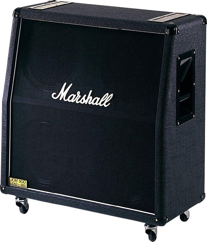 "4x12"" 280W Angled Guitar Speaker Cabinet"
