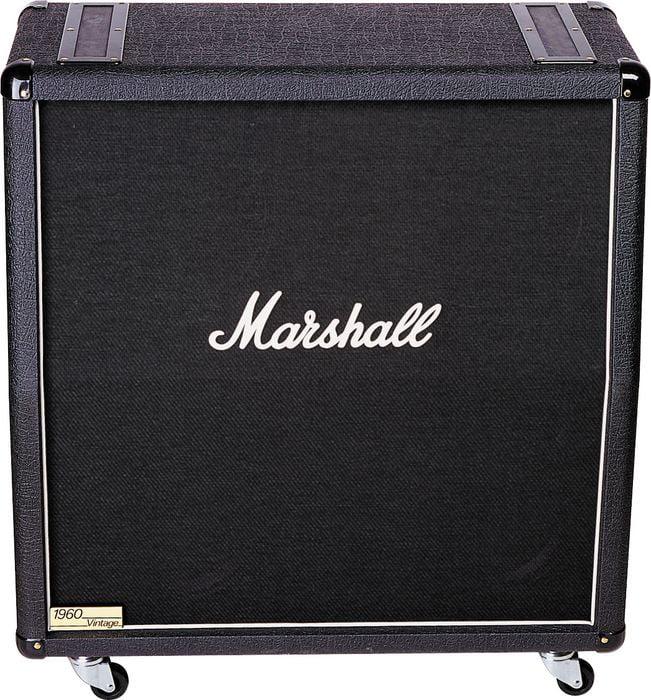 "4x12"" 280W Straight Guitar Speaker Cabinet"