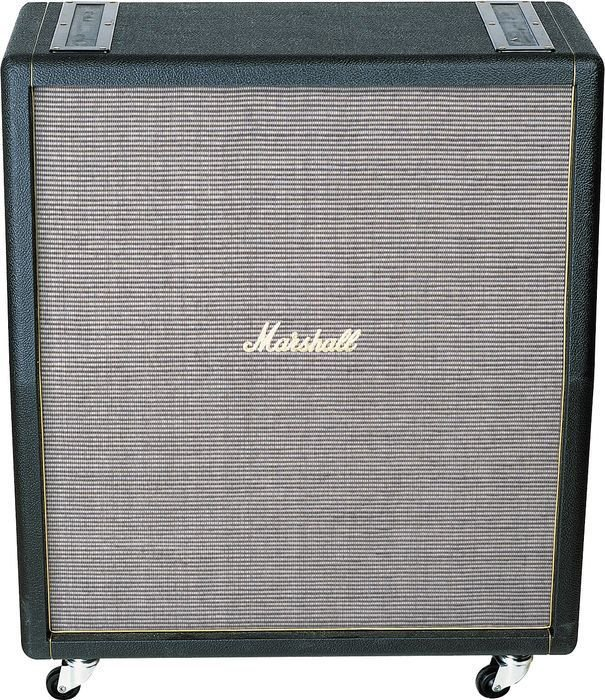"Marshall Amplification 1960TV 4x12"" Tall Guitar Speaker Cabinet 1960TV"