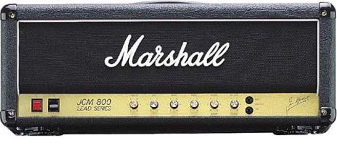 Marshall Amplification 2203X (JCM800) 100W Tube Guitar Amplifier Head 2203X