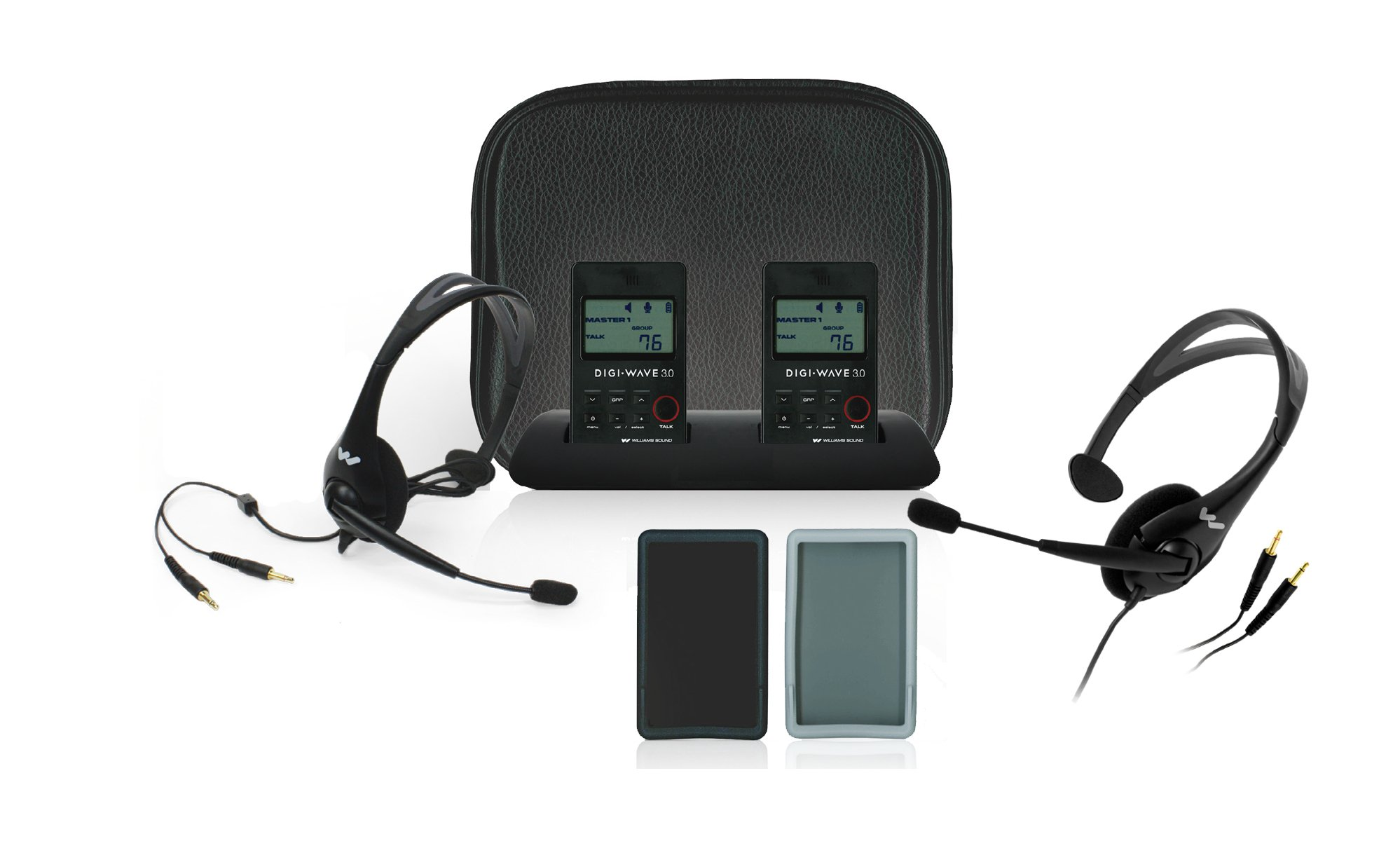 DigiWave 2.4 GHz Digital Intercom system