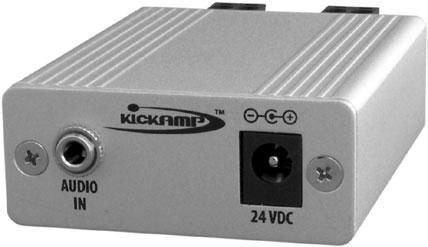 Net Media KickAmp 40W, Class D