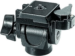 Swivel Tilt Head for Monopods with Quick Release Plate