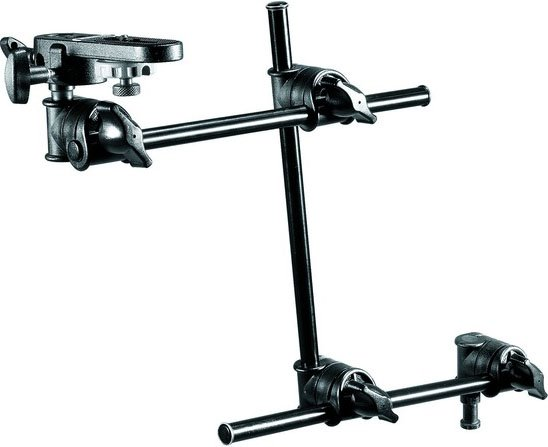 Manfrotto 196B-3 3-Section Articulated Arm with Camera Bracket 196B-3