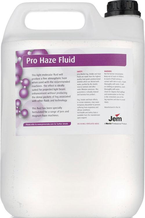 220L Drum of Pro Haze Fluid (Martin Part #: 97120405)