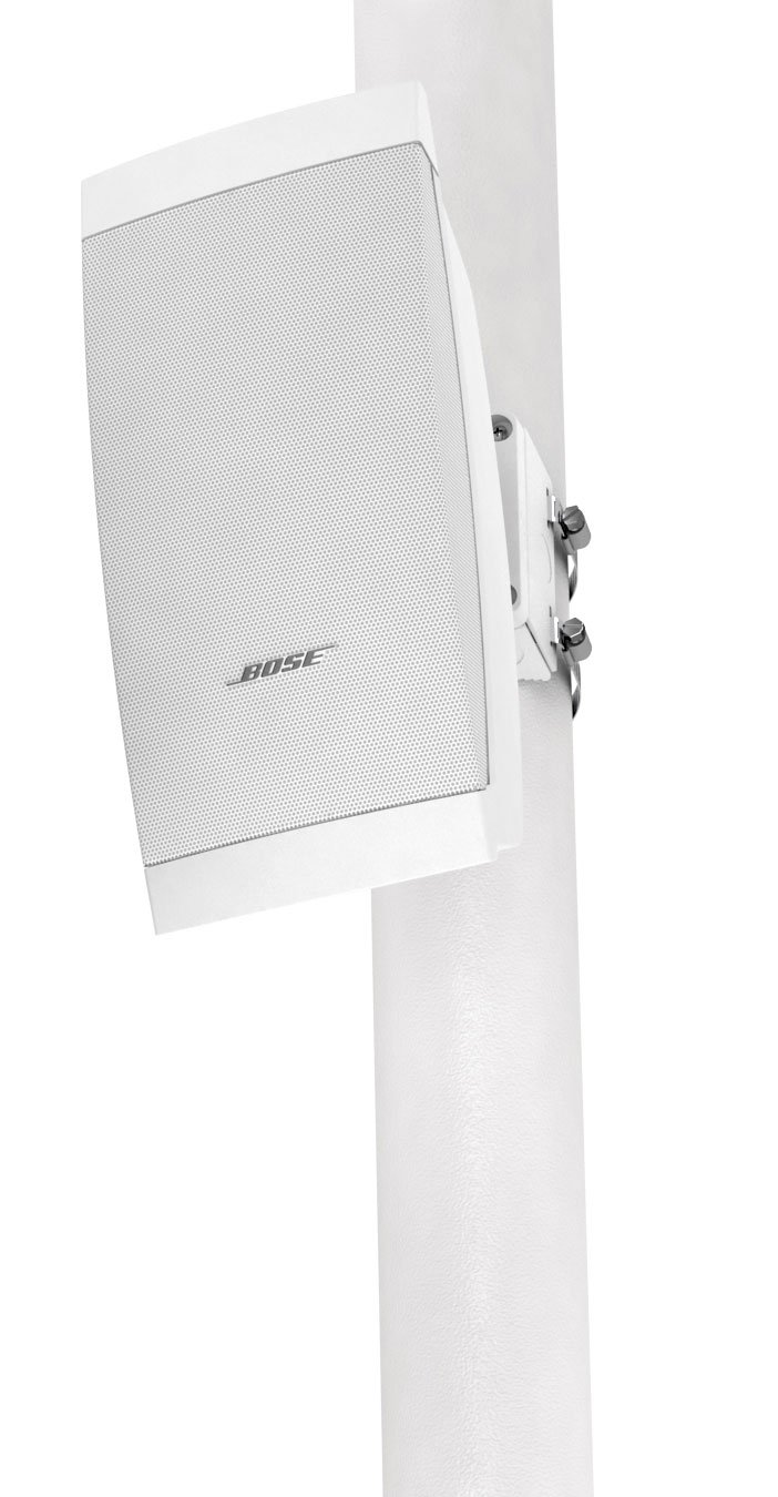 FreeSpace Surface Mount Speaker, 70V, 40W @ 8 Ohms, White