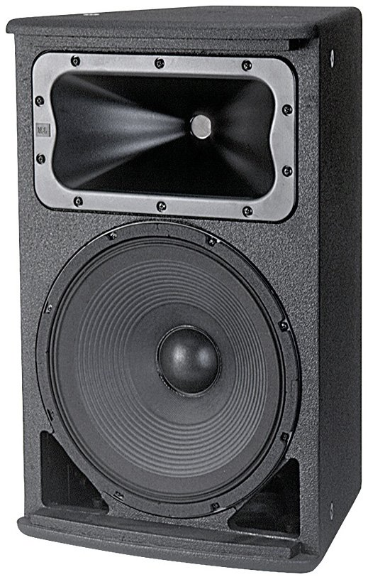 """12"""" Compact 2-Way Loudspeaker in White wtih 100° x 100° Coverage"""