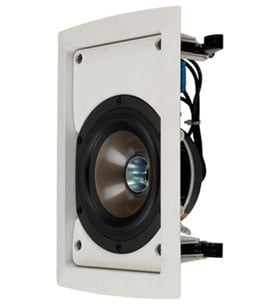 """4"""" Dual Concentric Point Source Ceiling Loudspeaker"""