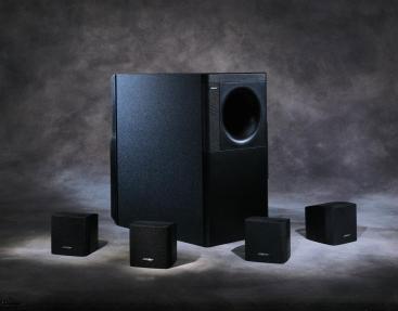 FreeSpace 3 Bass Acoustimass Module, Black
