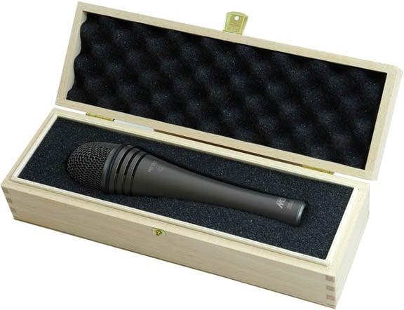 Dynamic Omni Microphone