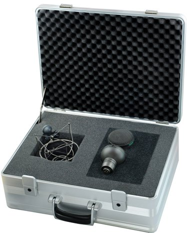 5-Pattern Tube Microphone with EA92 Shock Mount