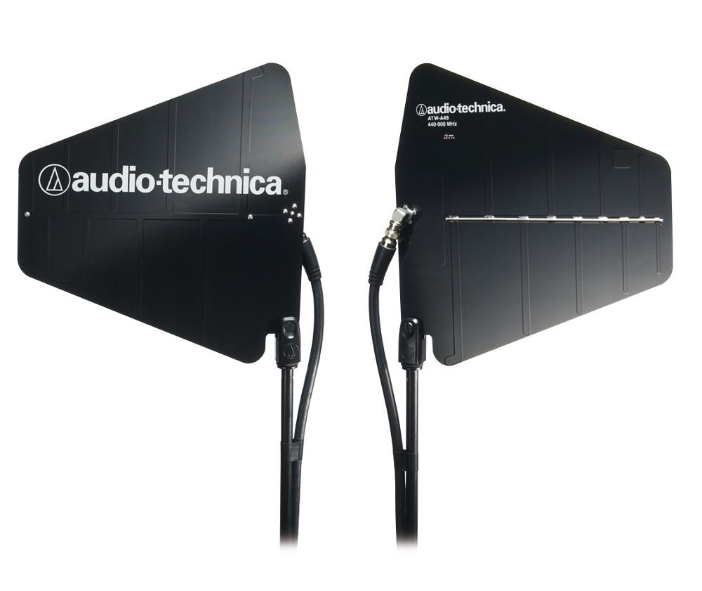 Pair of UHF Wideband LPDA Antennas