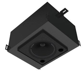 "Ceiling Speaker, 12"" Dual Concentric 70V"