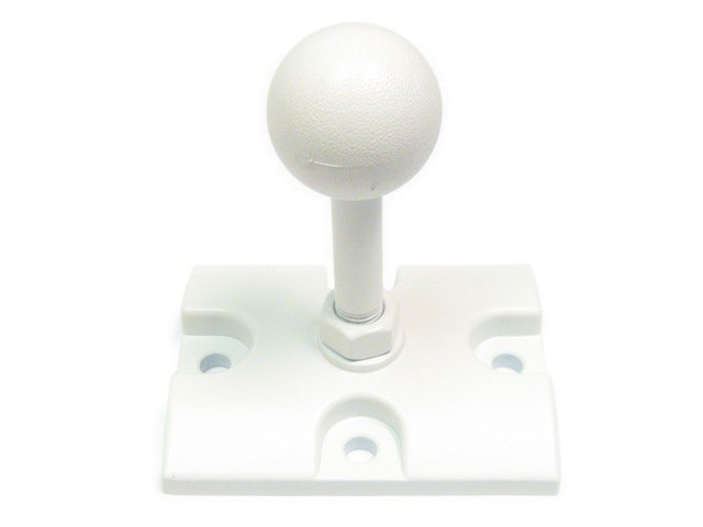JBL White Ball Mount