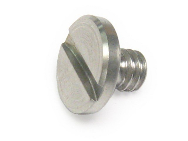 Sachtler 1/4 inch Mounting Plate Screw