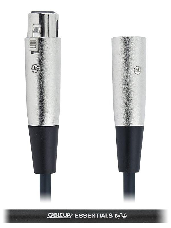 15 ft XLR Male to XLR Female Balanced Microphone Cable