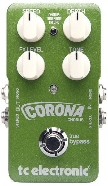 Chorus Guitar Pedal with TonePrint