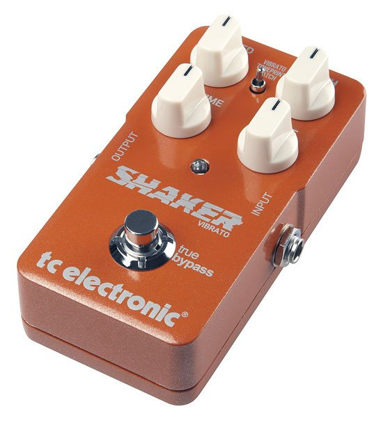 Vibrato Effects Pedal with TonePrint