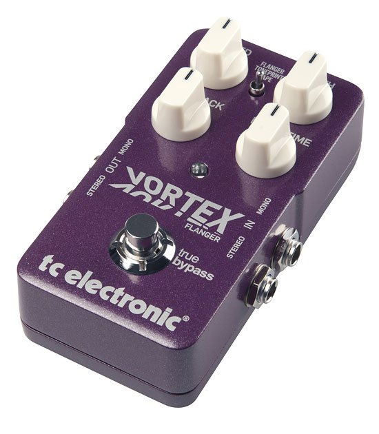 Flanger Effects Pedal with TonePrint
