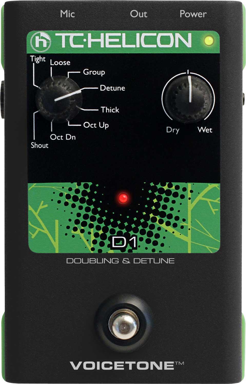Pedal, Voice Doubling/Detune