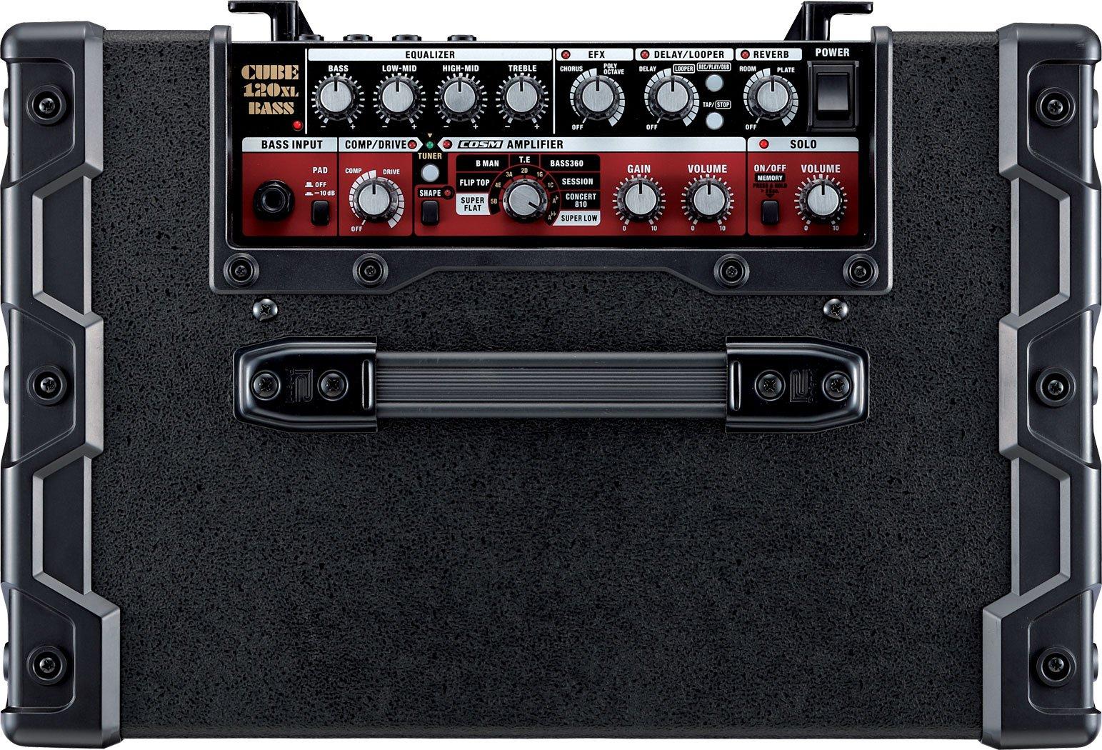 """120W 1x12"""" Bass Combo Amplifier"""