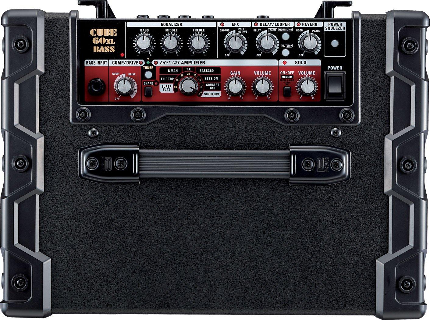 """60W 1x10"""" Bass Combo Amplifier"""