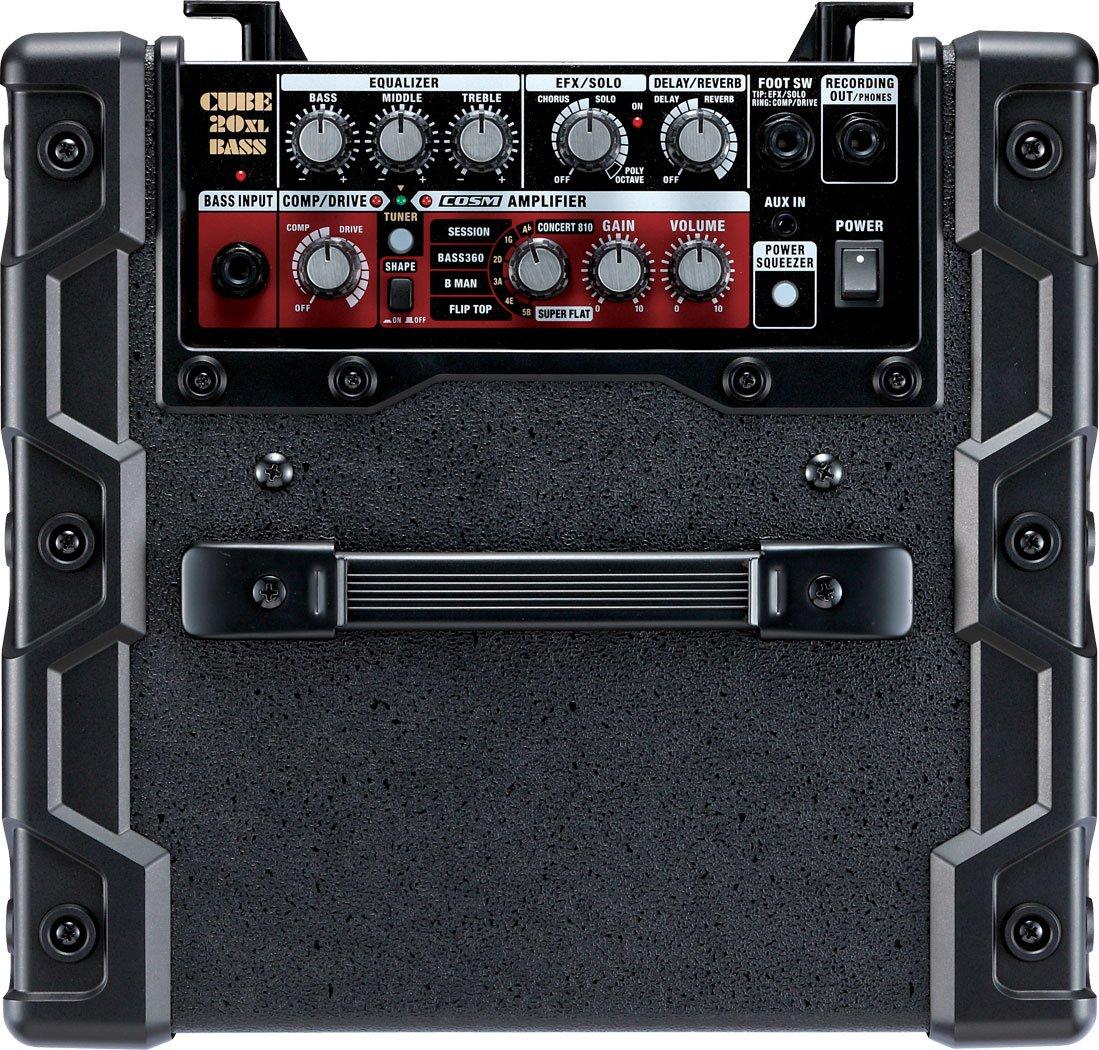 """20W 1x8"""" Bass Combo Amplifier"""
