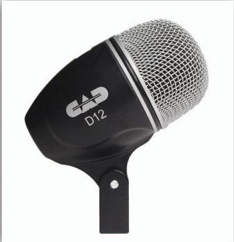 CAD Audio D12-CAD Cardioid Dynamic Kick Drum Mic D12-CAD
