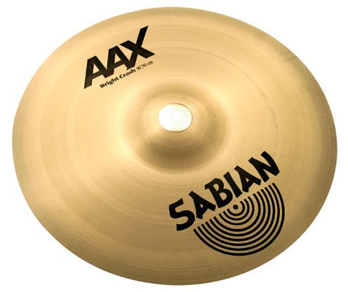 "16"" AA Bright Crash Cymbal in Natural Finish"