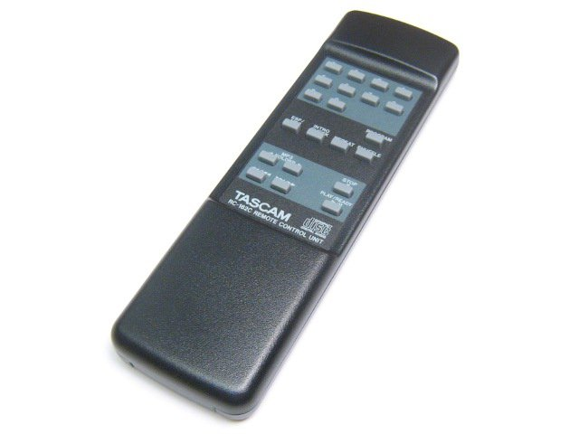 Tascam CD Player Remote