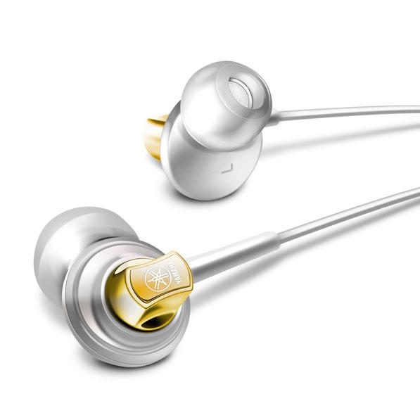 In-Ear Earbuds in White