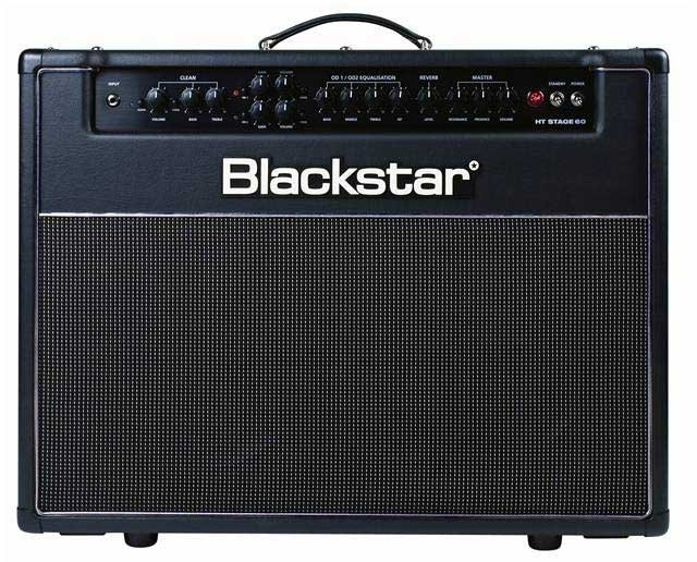 60 Watt 2x12 Tube Combo Amp, HT Stage 60
