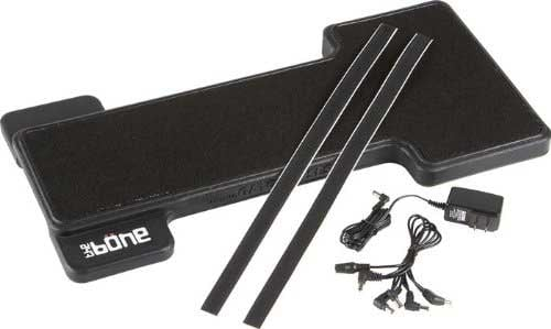 Bone Pedalboard with Gig Bag & Power Supply