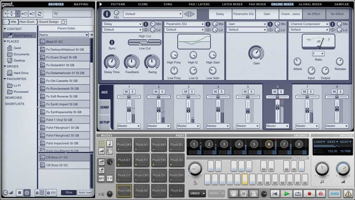 Software,Sampling Drum Machine