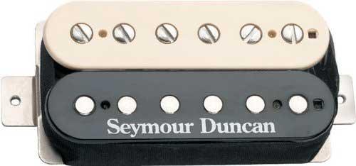 Humbucking Guitar Pickup, Pearly Gates, Neck