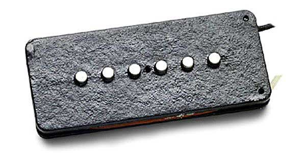 Seymour Duncan SJM-1B Vintage for Jazzmaster, Bridge Single-Coil Guitar Pickup, Vintage for Jazzmaster, Bridge SJM-1B