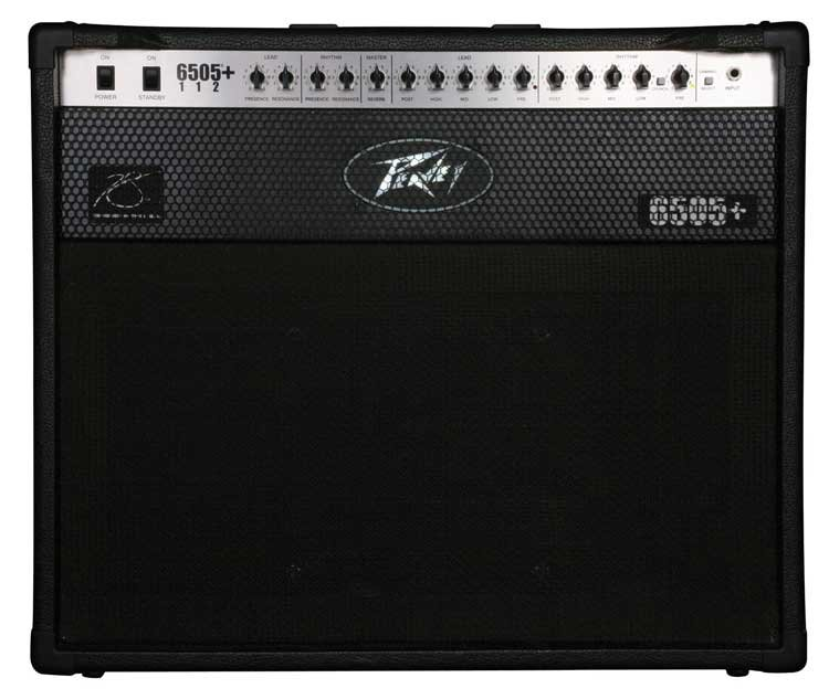 Peavey 6505+112Tube Combo Amplifier, 60W 1x12""