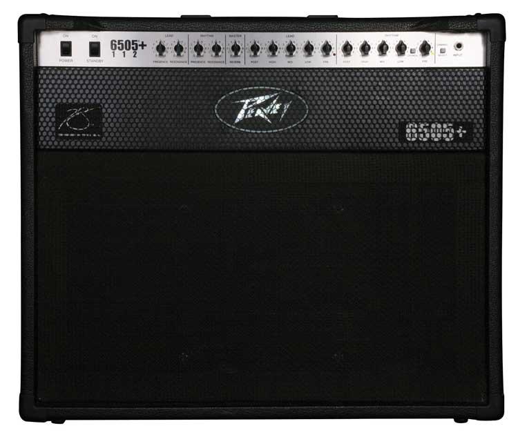 """Peavey 6505+112Tube Combo Amplifier, 60W 1x12"""""""