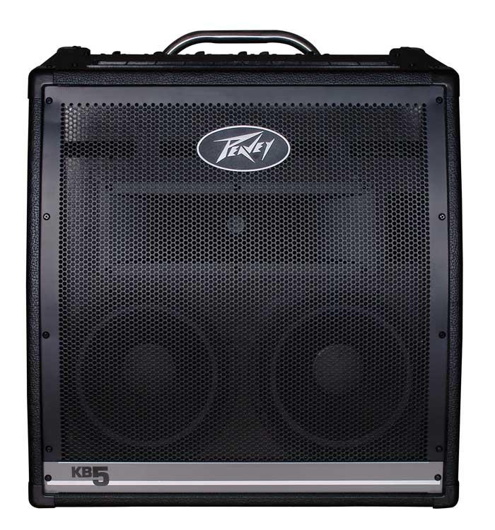"""Keyboard Amp 5 Channel 150W 2x10"""" Speakers w/Horn"""