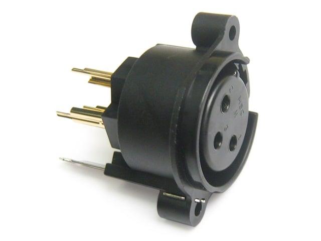 Yamaha Mixer XLR Input Jack