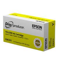 Epson PJIC5-Y Ink Cartridge, Yellow PJIC5-Y