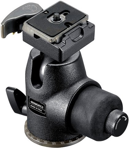 Hydrostatic Tripod Head with RC2 Rapid Connect System