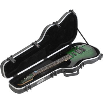 Hardshell Molded Electric Guitar Case