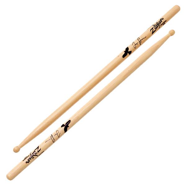 Taylor Hawkins Artist Series Drumsticks, Natural, Wood Tip