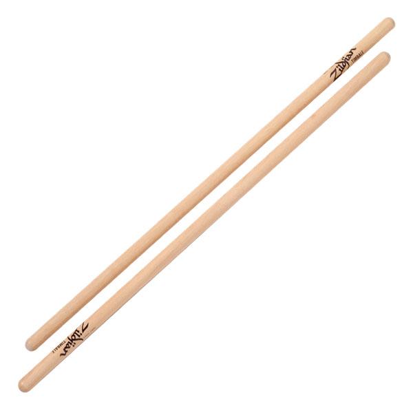 Timbale Sticks, Natural Finish