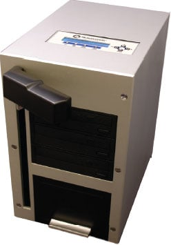 CD/DVD Quic Disc AutoLoader