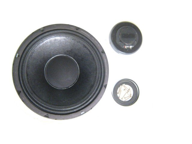 "NOHO 12"" Coaxial Speaker with HF Driver"