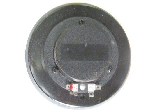 Technomad Speaker with HF Driver